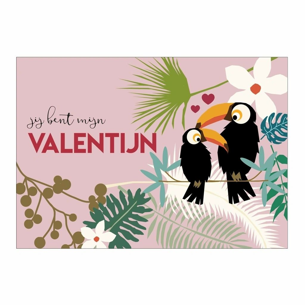 Cadeaukaart Valentijn